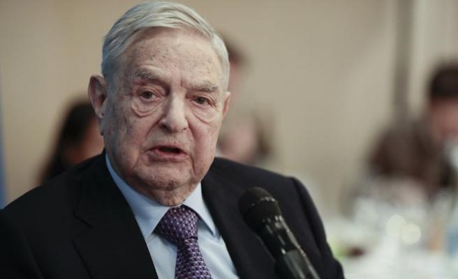 Soros kaos ve darbe için para yağdırmış