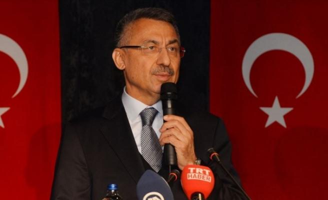 Cumhurbaşkanı Yardımcısı Oktay: Türkiye'nin geldiği nokta hepimiz için çok değerlidir