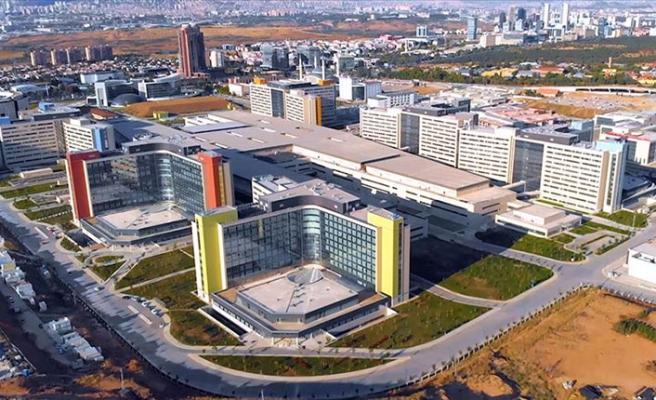 Avrupa'nın en büyük hastanesi bugün Ankara'da açılıyor