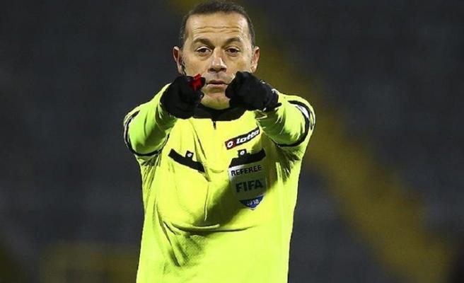 UEFA'dan Cüneyt Çakır'a kritik görev! Porto-Roma maçını yönetecek