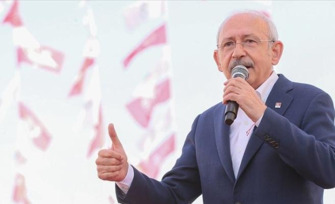 CHP Genel Başkanı Kılıçdaroğlu: Üreten Türkiye güçlü Türkiye'dir