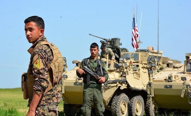 ABD'den YPG/PKK'ya 200 tırlık yardım