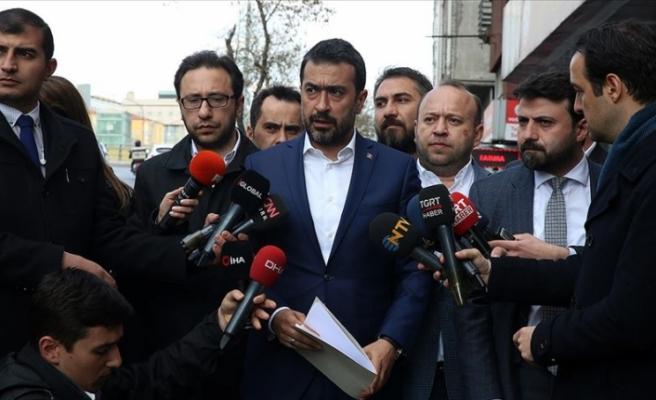 AK Parti, Ankara'da tüm sandıkların yeniden sayılması için başvurdu