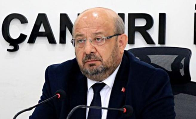 AK Parti Çankırı İl Başkanı Kaman'dan istifa