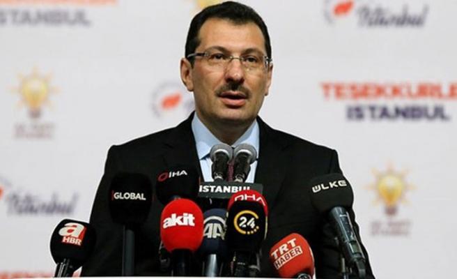 AK Parti'den son dakika seçim sonucuna itiraz açıklaması