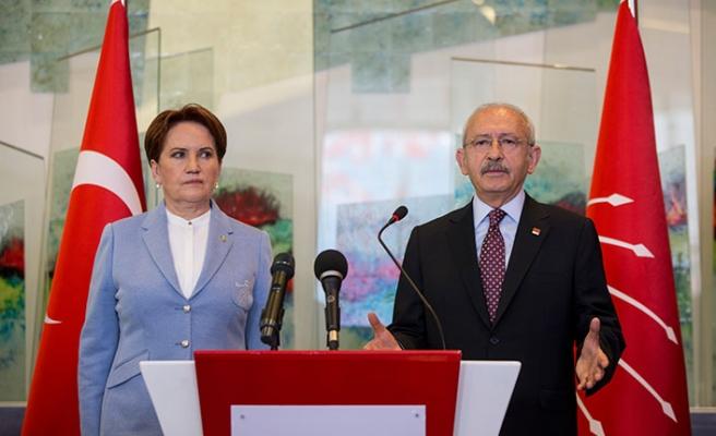Akşener ve Kılıçdaroğlu'ndan ortak çağrı