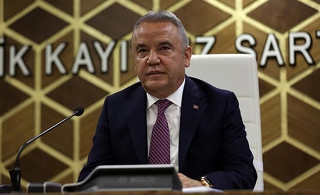 Antalya Büyükşehir Belediye Meclisi toplandı