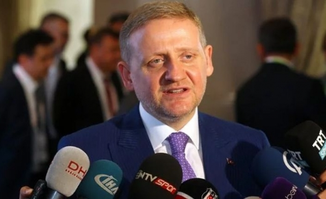 Başakşehir Başkanı Abdurrahim Albayrak'a Ateş Püskürdü