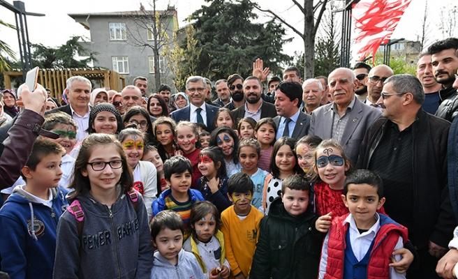Başkan Türkmen, 5 çayı buluşmalarına katıldı