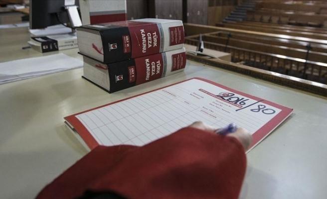 Bayburt'taki darbe girişimi davasında 6 sanığa hapis cezası
