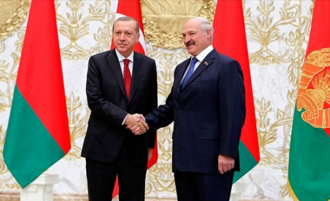 Belarus Cumhurbaşkanı Lukaşenko Türkiye'ye gelecek