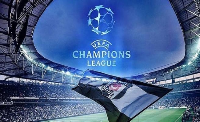 Beşiktaş'a Şampiyonlar Ligi'nden para yağdı