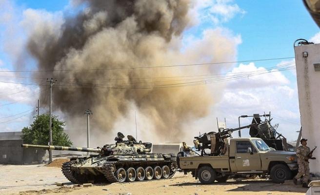 Libya'daki çatışmalarda ölü sayısı 121'e yükseldi
