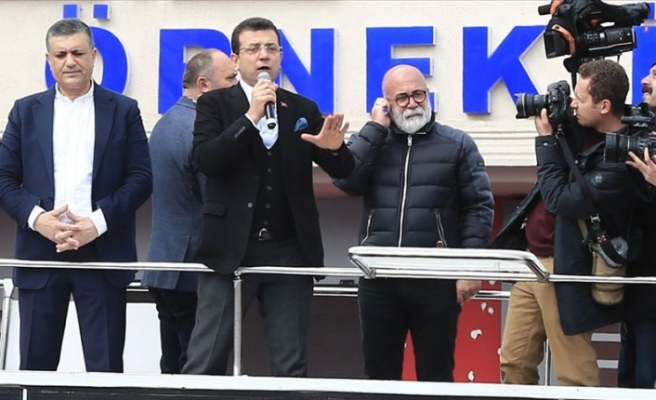 Ekrem İmamoğlu: Fenerbahçe-Galatasaray maçına gideceğim