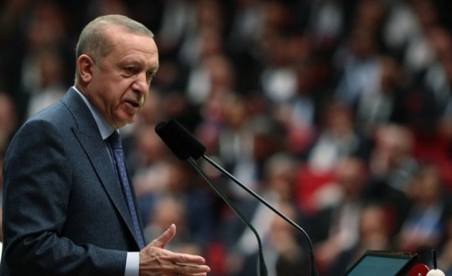 Erdoğan'dan makam aracı  uyarısı…