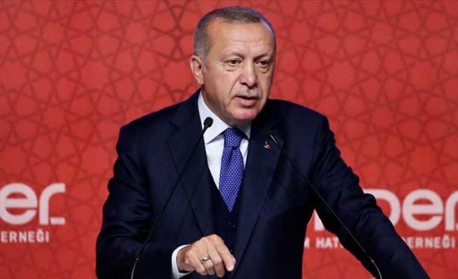 Erdoğan'dan Karamollaoğlu'na tarihi Çamlıca Camii cevabı!