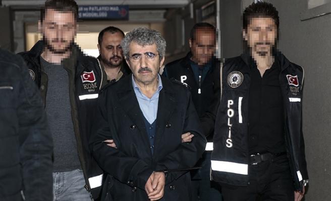 Eski ÖSYM Başkanı Ali Demir adliyeye sevk edildi