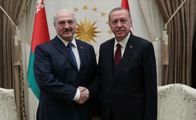 İki ülke arasında dev iş birliği! Başkan Erdoğan ve Lukashenko imzaladı