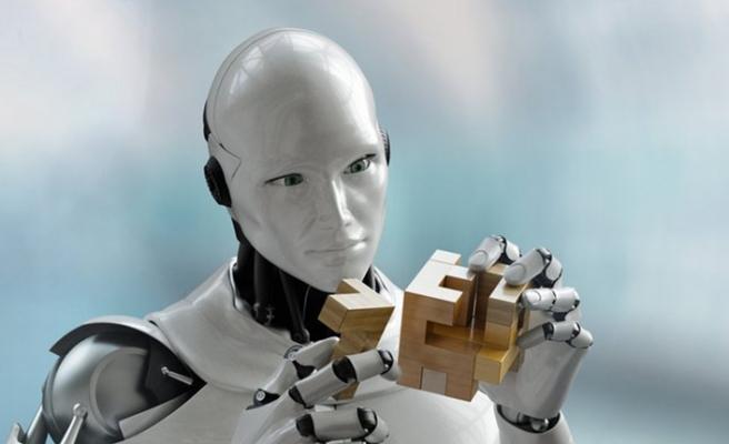 Büyüyen robot materyalleri üretildi