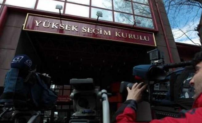 İstanbul seçimleriyle ilgili son dakika gelişmesi