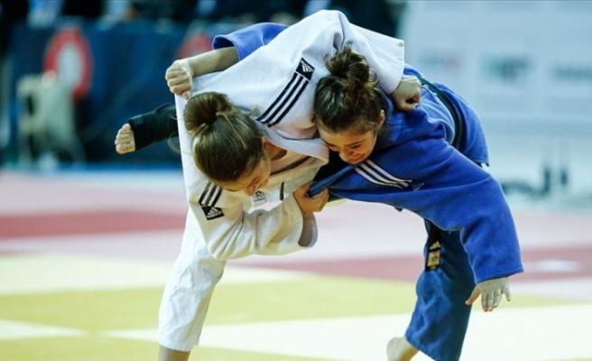 Judonun en iyileri Antalya'da buluşacak