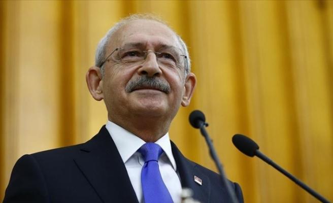 Kılıçdaroğlu, Türk Polis Teşkilatının kuruluş yıl dönümünü kutladı