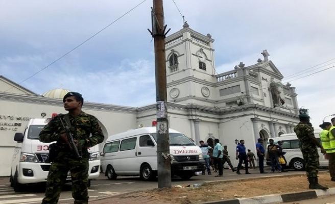 Sri Lanka'da kiliselerde ve otellerde patlamalar: 138 ölü