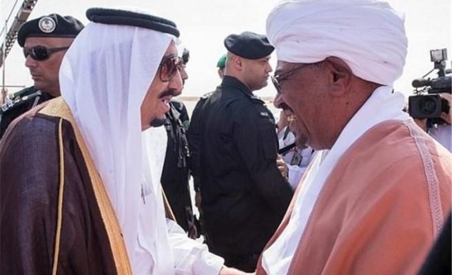Kral Selman'dan Sudan'a yardım talimatı