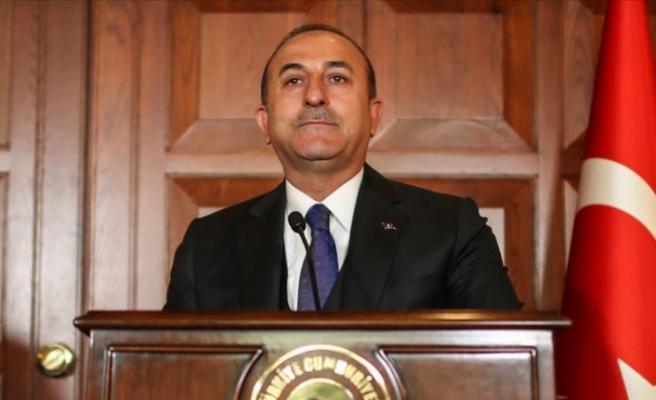 Dışişleri Bakanı Mevlüt Çavuşoğlu: Libya'nın birliği ve beraberliği sağlanmalı