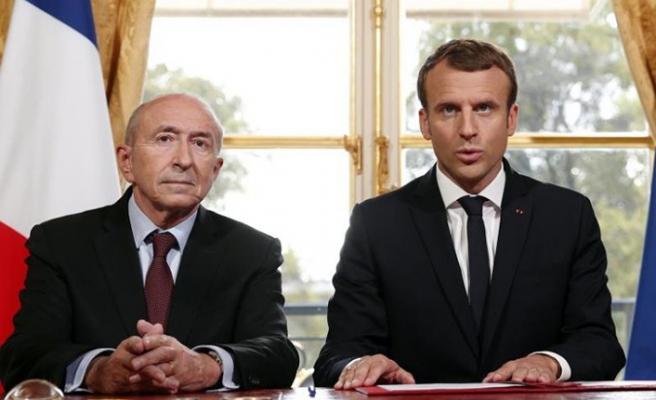 Macron sözde soykırım kararını imzaladı