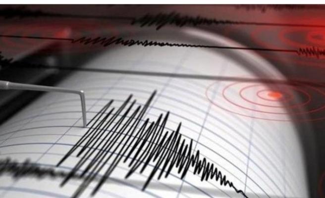 Malatya'da 3.3 büyüklüğünde deprem