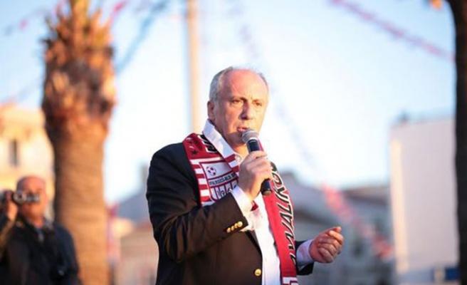 Muharrem İnce'den partisine HDP ayarı!