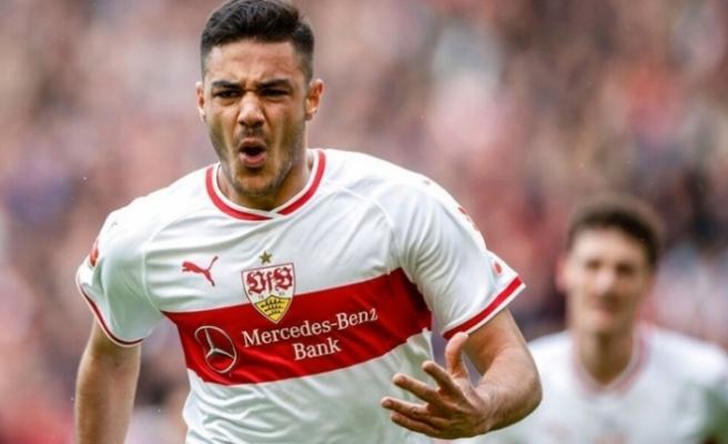 Ozan Kabak'lı Stuttgart dağıldı: 6-0