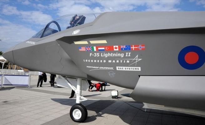 Pentagon'dan flaş F-35 açıklaması