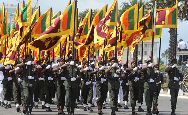 Sri Lanka'da orduya olağanüstü hal yetkileri verildi