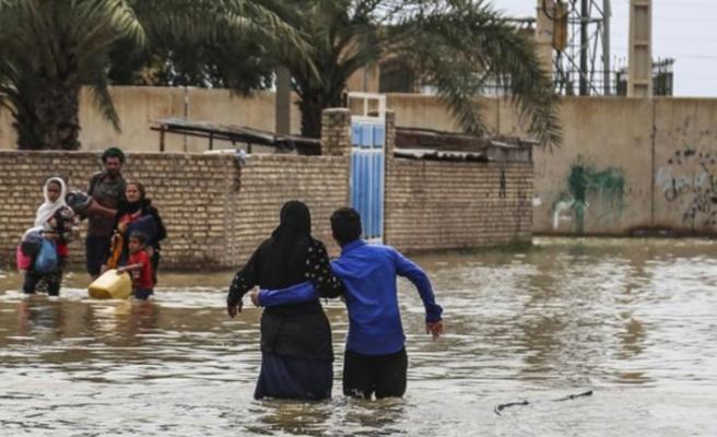 İran'daki sel felaketinde hayatını kaybedenlerin sayısı 78'e yükseldi