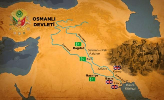 Sömürgecilere atılan son Osmanlı tokadı: Kut'ül Amare Zaferi