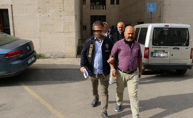 Bursa'da 'sosyal medya tuzağı'na 3 tutuklama