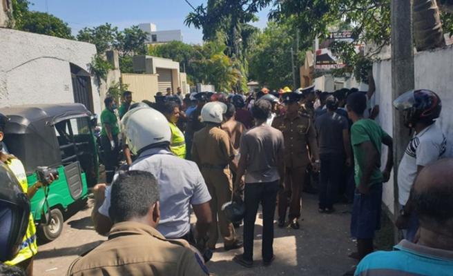 Sri Lanka'da yeni patlama!