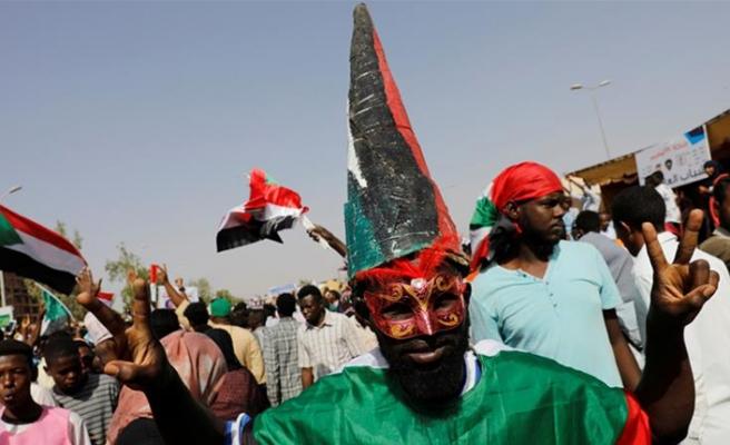 Sudan'daki gösterilerin 4 aylık bilançosu