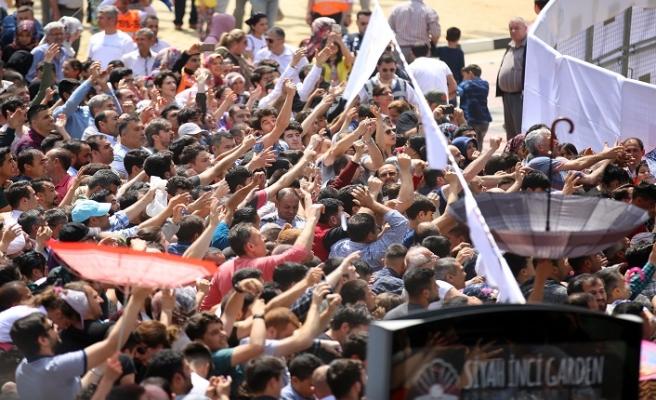 Mesir macunu 479'uncu kez saçıldı