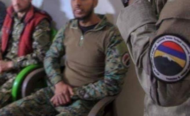 Terör örgütü YPG/PKK Ermeni taburu kurdu!