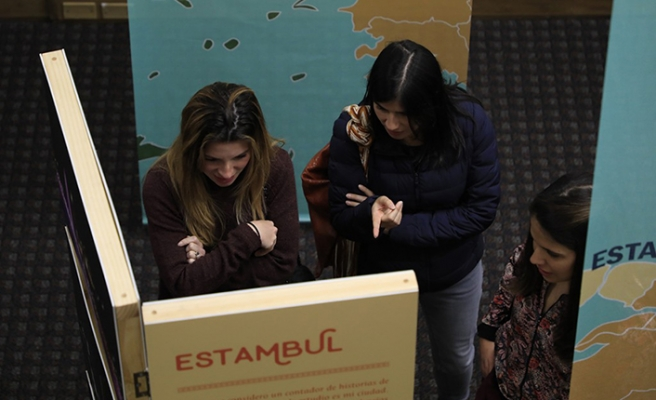 TİKA Kolombiya'da kültür derslerini destekliyor