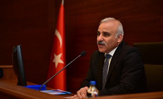 Trabzon Büyükşehir yeni meclisi topladı