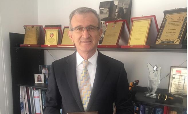 Türk doktora ABD'den ödül