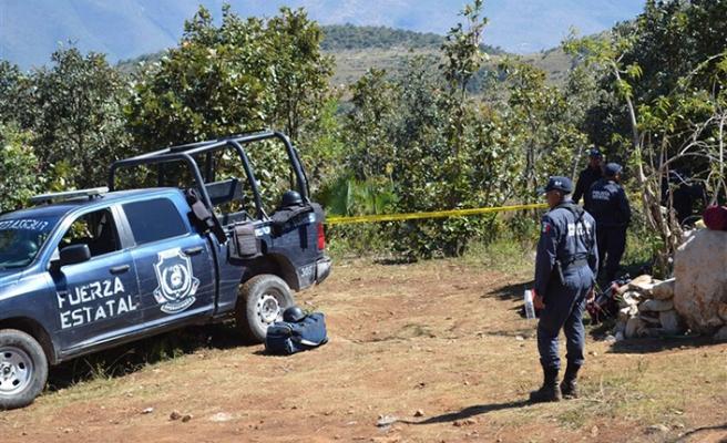 Meksika'da gizli mezar dehşeti: 45 ceset bulundu