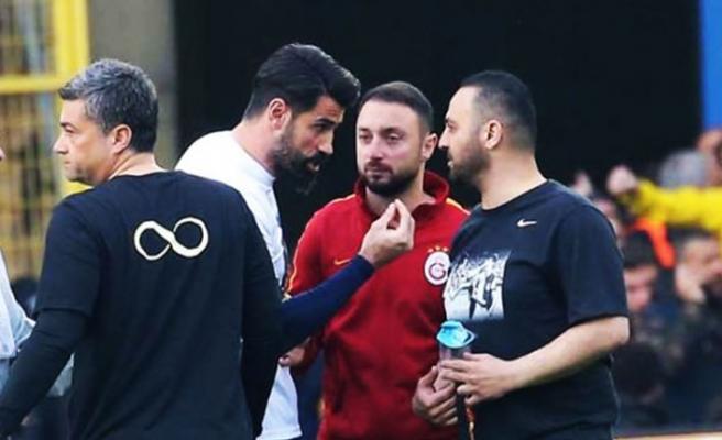 Volkan Demirel'den Hasan Şaş'ın 'küfür' iddiasına cevap