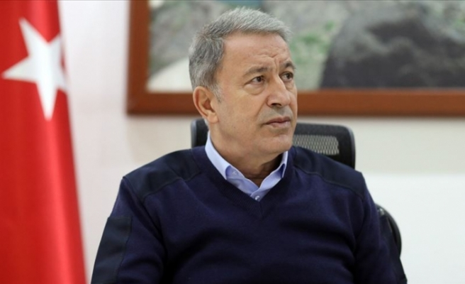 Milli Savunma Bakanı Akar: Yeni askerlik sistemine ilişkin çalışmalar tamamlanmak üzere