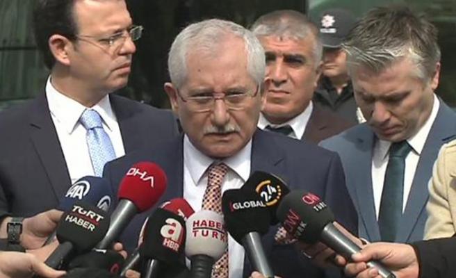 YSK Başkanı Güven'den son dakika seçmen listesi açıklaması
