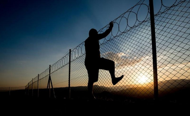 Yunanistan'a kaçmaya hazırlanırken yakalandı